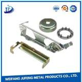 Aluminium de Precison de tôle d'OEM estampant des parties avec le service de fabrication