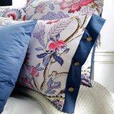 Jogo impresso do fundamento da tampa do Duvet do Bedsheet de matéria têxtil da HOME do algodão