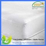 自然な綿機械洗濯できるポリエステルジャカード豊富な資金源のマットレスのカバー