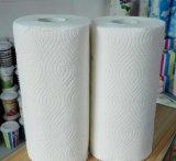 Strong Absorben Nettoyage d'huile de meilleure qualité de tissu-éponge imprimé papier de cuisine