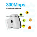 Chiffrement sans fil de Wps de WiFi de Repetidor de servocommandes de signal d'Extander 300Mbps de chaîne de WiFi de l'amplificateur 802.11n/B/G de signal de répéteur de WiFi