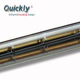U形のセリウムIRランプの暖房ランプが付いている赤外線ヒーターランプ