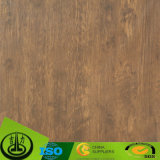 Pas de papier pliant à grain double en pellicules en bois pour plancher