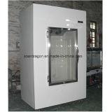 Merchandiser gelijkstroom-420 van het Ijs van de ventilator Koel met Capaciteit 42cu. VOET
