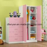 Guardaroba di legno delle nuove azione di stili per la mobilia della camera da letto