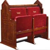 Cadeira de igreja de madeira de design europeu