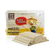 Cheap OEM la pasta de papel toalla de mano de bambú