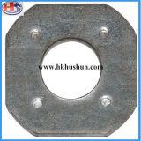 Das Nickel überzogene Quadrat, das Teile stempelt, kann kundenspezifisch sein (Hs-Mt-008)