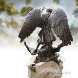 Bronzegußteil-Statue von Str. Michael