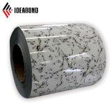 Ideabond en aluminium à revêtement de couleur de la bobine avec régulières (IDEABOND)