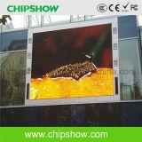 Visualizzazione di LED esterna di colore completo P20 per fare pubblicità