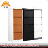 Modèle vertical 4 couches de meuble d'archivage d'acier