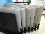 Украсьте отполированную 600*600 плитку пола фарфора (белизна и чернота)