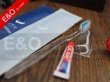 Kit dentaire en plastique pour hôtel Floss