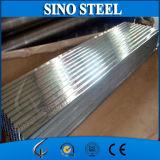 Feuille en acier ondulée de toiture galvanisée parVente