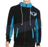 Healong моды Сублимация печатаются в удлиненной худи спортивной одежды для мужчины свитер