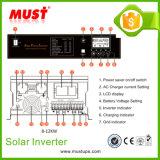 Inversor solar de la bomba de la necesidad 12kw 8kw 6kw 48VDC al acondicionador de aire 230VAC accionado