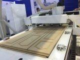 Eingabe u. hochladender Panel-Möbel-ATC CNC-Fräser