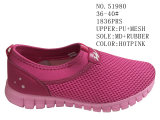 Couleur Taille Hotpink Femmes Chaussures de loisirs