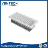 Weißes Farben-Doppelt-Ablenkungs-Luft-Gitter für Ventilations-Gebrauch