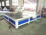 Cnc-festes Holz-Ausschnitt und Fräsmaschine mit kundenspezifischem Modell