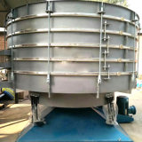 Tela de vibração Basculante Circular/peneira giratória para farinha para pão e especiarias