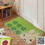 Stuoia antisdrucciolevole ecologica del piede del PVC di alta qualità delle foto della scatola per la stuoia domestica di /Welcome