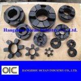 Accouplements flexibles du fer de fonte HRC