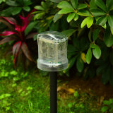 Lâmpada de gramado solar (instalação fácil)