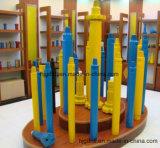 Foot Valve Cop54 DHD350r를 가진 2018년 Hotest Hjg Valveless High Air Pressure DTH Hammer
