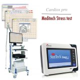 ECG Estupendo-Estable y sin ruido del sistema de prueba de tensión de Meditech