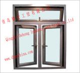 Neues Entwurf Belüftung-Fenster/schiebendes Fenster mit Doppelverglasung-Glas