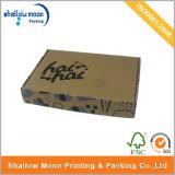 Caixa personalizada do encarregado do envio da correspondência do papel ondulado da impressão (QYCI1535)
