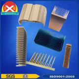 Штампованный алюминий теплоотвода используется для фотоэлектрических преобразователей