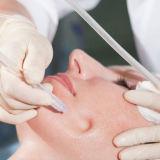 Limpieza profunda de rejuvenecimiento de piel de cáscara de chorro de oxígeno Vertical Aparato médico