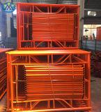 Puntelli materiali della costruzione dell'armatura del blocco per grafici della massoneria H di sicurezza