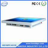 15-duim PC Rugged Computer van Sensitive Touch Screen met de Haven van Com Lpt
