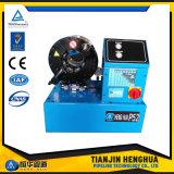 1/4 machine sertissante hydraulique automatique du boyau '' ~2 '' utilisée dans le domaine hydraulique avec le grand escompte