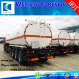 3車軸45000L燃料タンクの石油タンカー
