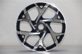 a liga do carro de 20inche 20*9.0 roda bordas auto Aprts da liga das rodas do alumínio que compete as rodas do mercado de acessórios das rodas