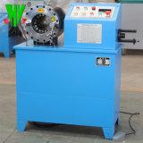 Raccord de flexible hydraulique Machine 1/4''-2'' le flexible hydraulique de sertissage en appuyant sur la machine