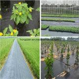 90g工場価格の紫外線抵抗のPPによって編まれる地被植物編まれたファブリックWeedの障壁の供給