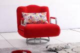 Insieme moderno del sofà del tessuto