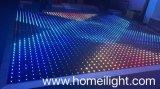P10cm resistente al agua de acrílico más reciente vídeo RGB LED pista de baile de fiesta boda Espectáculo Club