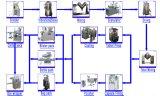 Pharmaceutial Machines pour l'Effervescent Comprimé Appuyez sur comp Making Machine