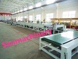 Máquina de papel plana automática de la cadena de producción del panel/de la cartulina/de la hoja de resbalón con Ce