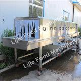 Máquina de lavar plástica de /Box da cesta dos doces do aquecimento de vapor
