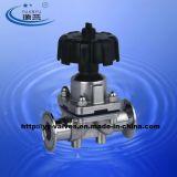 Санитарный мембранный клапан (EPDM+PTFE)