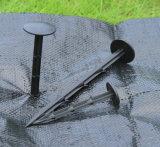 Geotextil tejido plástico para el control de Weed
