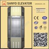 M. Square Panorama Elevator (modèle : SY-GC-1)